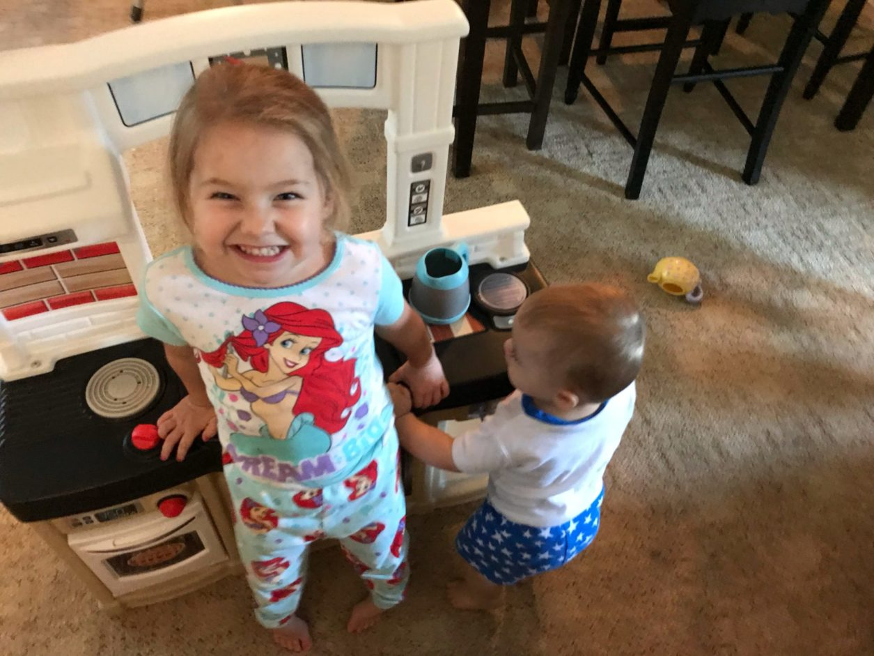Four Toys to Encourage Sibling Play