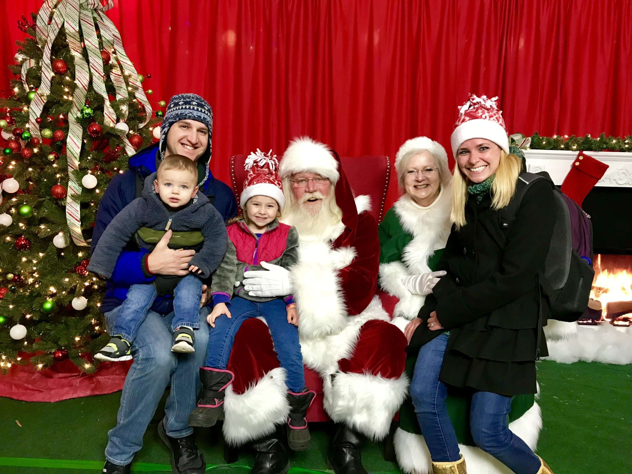 Pullen Park Christmas 2019.All Aboard The Holiday Express Thisaveragemom