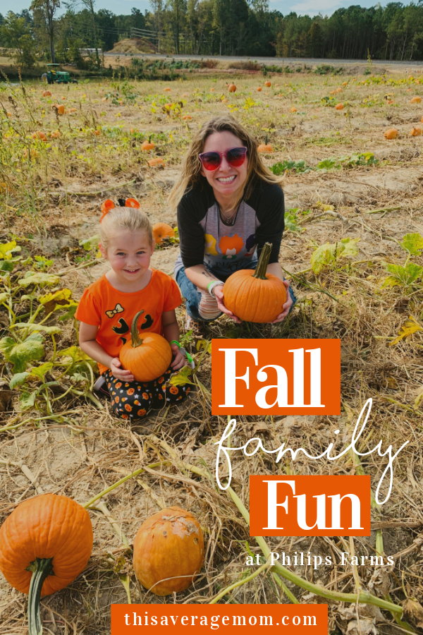 Do you take your kids to the pumpkin patch every fall? We had lots of fun seeing what Phillips Farms had to offer! Sharing pictures of our day on the blog!