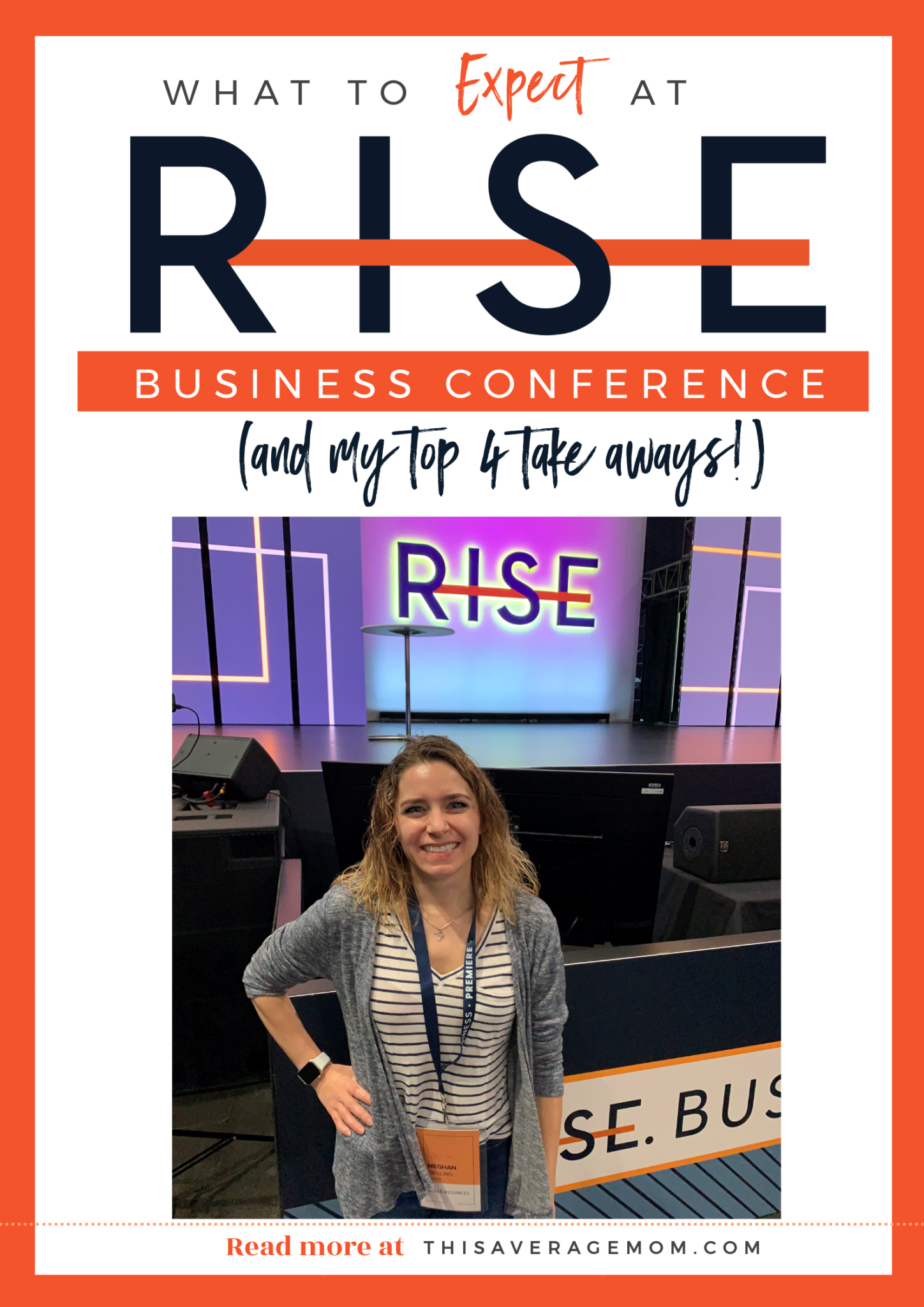 What to expect at Rise Business? You'll laugh, you'll ugly cry. You'll own up to the mistakes you've made as a leader. And then you'll find the strength to move on, level up, and return back to work on Monday ready to make changes that are going to be uncomfortable. You'll be inspired. And Rachel FREAKING Hollis will teach you until her throat is so dead she has to ask for tea.  #risebusiness #conference #business