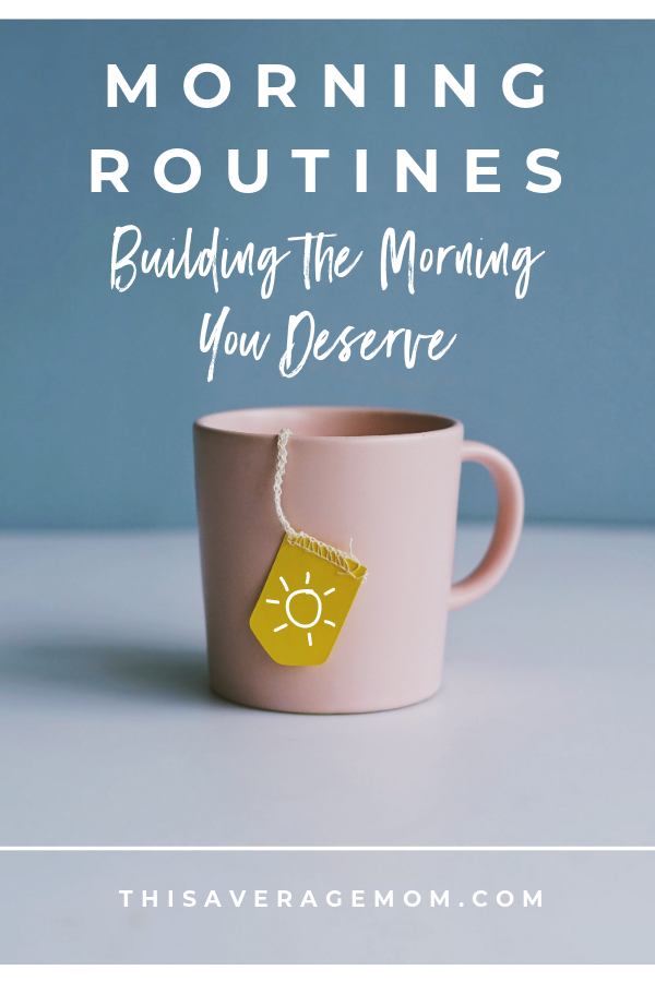How you wake up matters. I'm giving tips and tricks to build a new morning routine to set your day up for success! By waking up a little bit earlier and setting your morning habits, you can find more time to sneak in what you need and want to do. Morning routines are not just for moms, but for everyone!