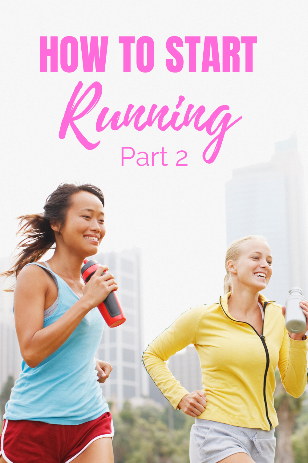 I started running about two years ago and have found it to be so rewarding. Even if you aren't a runner, there are so many reasons to start. I'm back with Part 2 of How to Start Running so that you can begin your own running journey today!