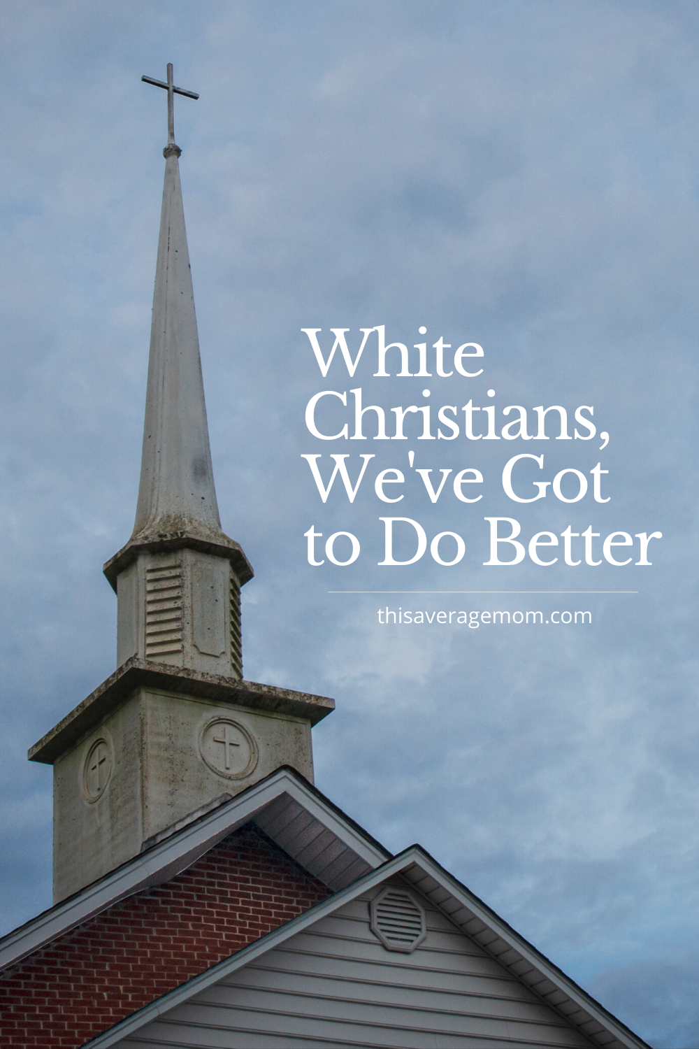 I've been struggling with watching how some people are handling Black Lives Matter. More specifically, white Christians. As a white Christian woman, I think we can do (AND MUST DO) a better job. I'm sharing my thoughts on the blog.
