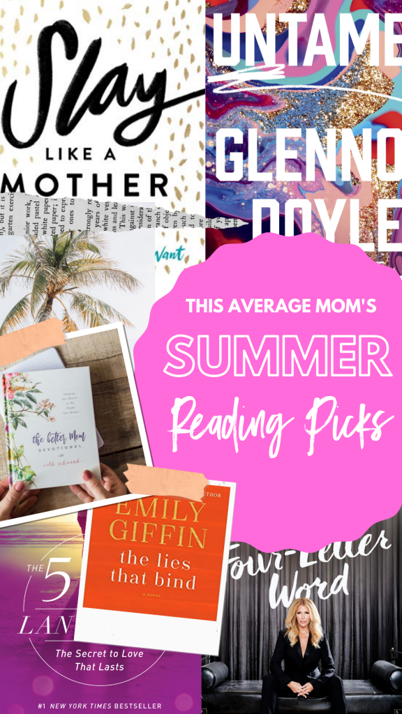 Need some book recommendations? On the blog, I'm sharing my recent reads! From a chick lit novel to a devotional to some personal growth books, I've got you covered. #reader #books #reading