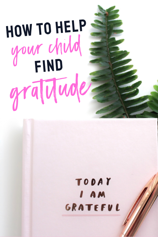 If your school-aged child is struggling to find reasons to be happy or thankful, don't fret! By introducing them to a gratitude practice, you can set them up for success and positivity. Here's how to help your kids find gratitude in their everyday lives. #motherhood #parenthood #personalgrowth