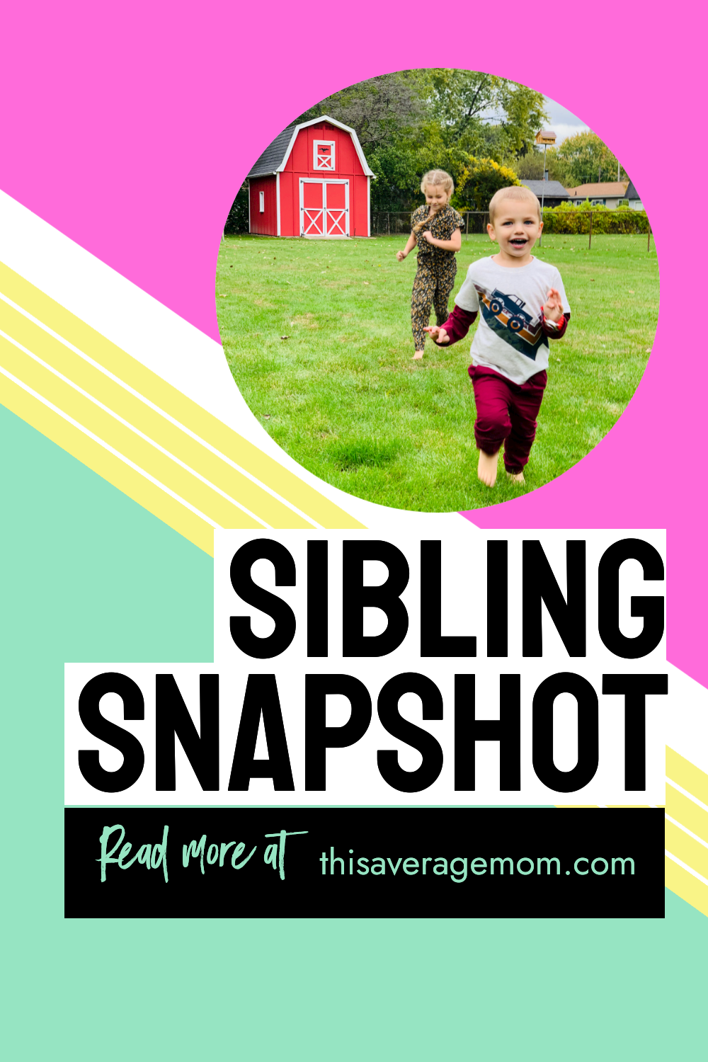 Sharing a bit about what my kids are like these days, at ages 6 and 3.